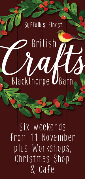British Crafts at Blackthorpe Barn
