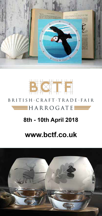 British Craft Trade Fair 2018