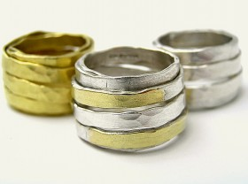 Wrapped rings