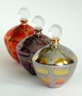Perfume Bottles by Caroline & Stephen Atkinson-Jones