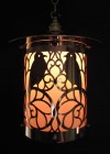 Voysey Copper Bird Lantern by Christopher Vickers