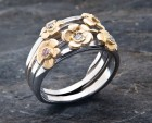 Bouquet Ring by Claire Troughton
