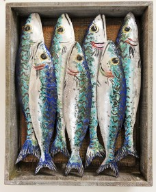 Fish Market Box - Cornish Mackerel