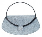 Stingray Elipse Clutch Bag by Jane Hopkinson