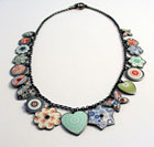 Enamel Jewellery by Jane Moore