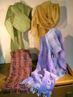 Woven Scarves by Jan Hicks