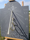Blunham Sundial by John Thompson