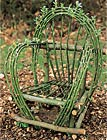 Living Willow Chair by Jon Warnes