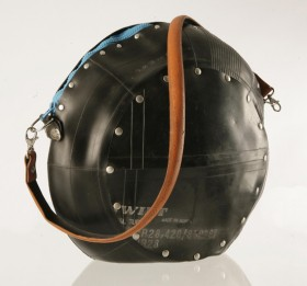 'Lucy' recycled rubber bag