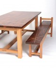 Table and Benches by Nick James