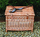 Fishing Basket by Bedfordshire Basketmakers