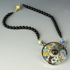 Graffiti Pendant by Phil Barnes