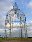 Rose Temple by Rayment Wirework