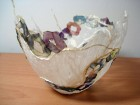Silk Bowl by Sylvia Woodford