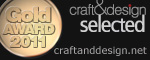craft&design Selected Gold Award Winner 2011