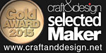 craft&design Selected Gold Award Winner 2015