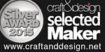 craft&design Selected Silver Award Winner 2015