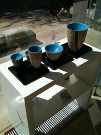 Anna Whitehouse Ceramics at St Peter's Church, Harrogate