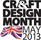 Craft & Design Month May 2013