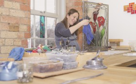 Banks Mill Open Studios - Lyanne McCredie