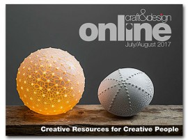 craft&design Online July/August 2017