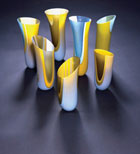 Amanda Simmons, glass vessels