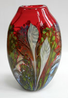 Blown Glass by Richard Golding