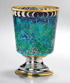 Goblet by Alex Raphael at The Goldsmiths' Fair 2008