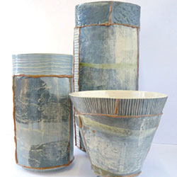 Emily-Kriste Wilcox, craft&design Selected Silver Award 2012: Ceramics