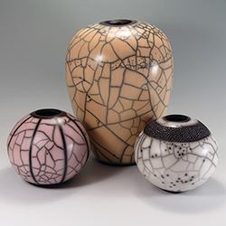 Nichola Hanman: Ceramics, Prize Winner at Potfest in the Pens 2015