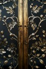 Forged Bronze Doors (detail) by Andrew�Findlay