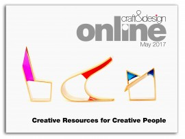 craft&design Online May 2017
