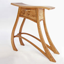 Cadman Furniture, craft&design Selected Gold Award 2012: Wood & Metal